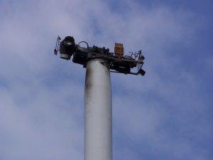 Garner, Iowa Wind Turbine Fire