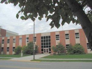 Iowa State University Metals Building