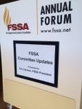 Committee updates tout FSSA's industry influence