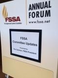 Committee updates tout FSSA's industry influence