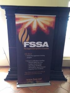 FSSA's 34th meeting ls largest ever.